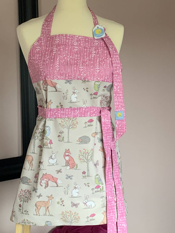 Forrest of wonder child's apron - The Biscuit Marketplace
