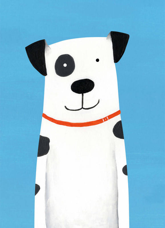 'Top Dog'' signed giclée print - The Biscuit Marketplace