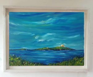 Summer Remembered - Dalkey Island SOLD - The Biscuit Marketplace
