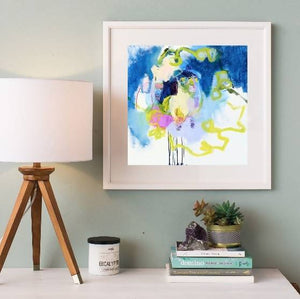 Heartfelt, Limited Edition Art Print - The Biscuit Marketplace