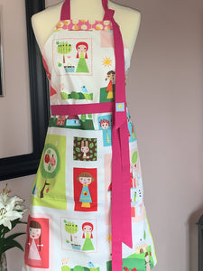Happiness Apron - The Biscuit Marketplace