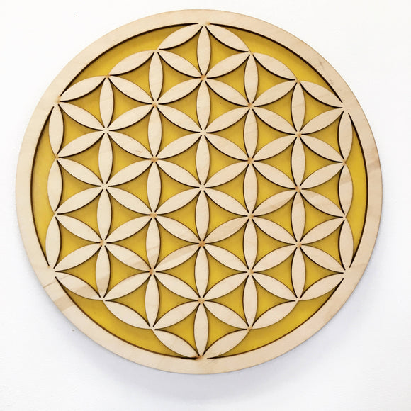 Flower of Life Mandala - The Biscuit Marketplace