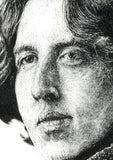 Oscar Wilde - Illustration Print