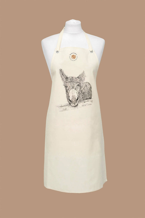 M'Asal Beag Dubh Natural Cotton Aprons - The Biscuit Marketplace
