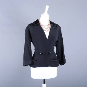 1940's Vintage Jacket - The Biscuit Marketplace