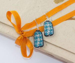 Forget Me Not Earrings - The Biscuit Marketplace