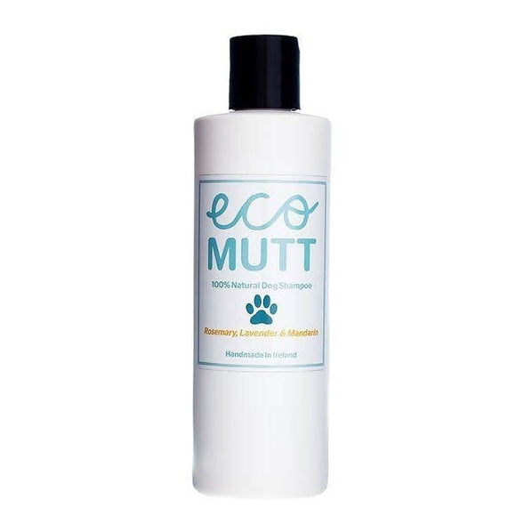 Shea Butter DOG shampoo - Rosemary, Lavender & Mandarin - The Biscuit Marketplace