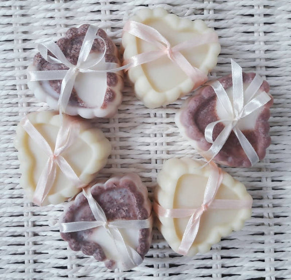 Heart soap bar - The Biscuit Marketplace