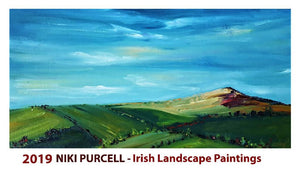 2019 Calendar of Irish Landscapes - The Biscuit Marketplace