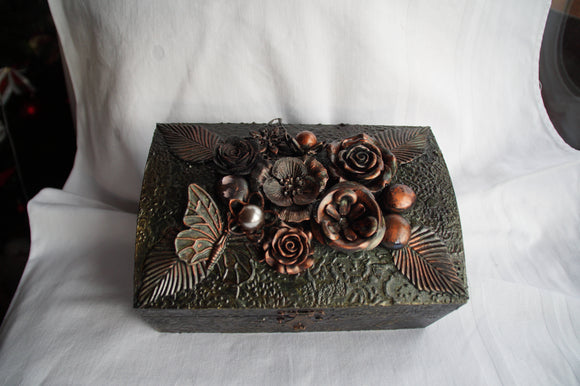 small Jewellery/keepsake box - The Biscuit Marketplace