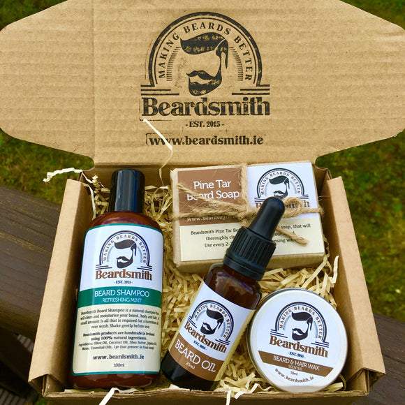 Beardsmith Complete Box - The Biscuit Marketplace