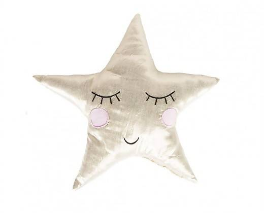 Sleepy Star Cushion
