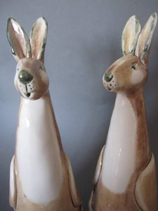 Ceramic Hare - The Biscuit Marketplace