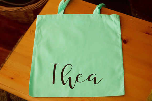 Personalised Tote Bag - The Biscuit Marketplace