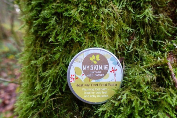 Heat My Feet Balm - The Biscuit Marketplace