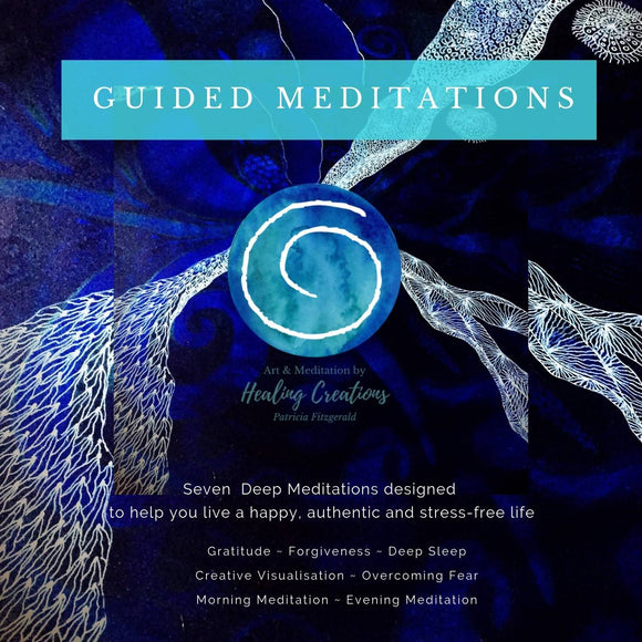 Healing Creations Guided Meditations - The Biscuit Marketplace