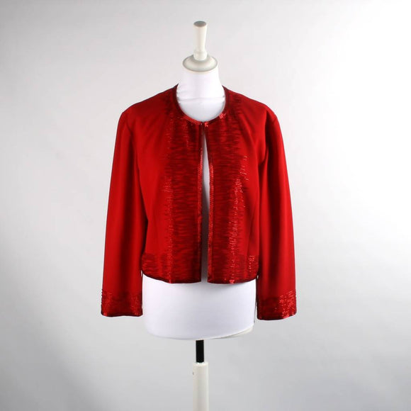 Vintage Red Jacket - The Biscuit Marketplace