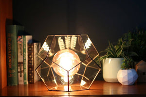 Dodecahedron Lamp - The Biscuit Marketplace