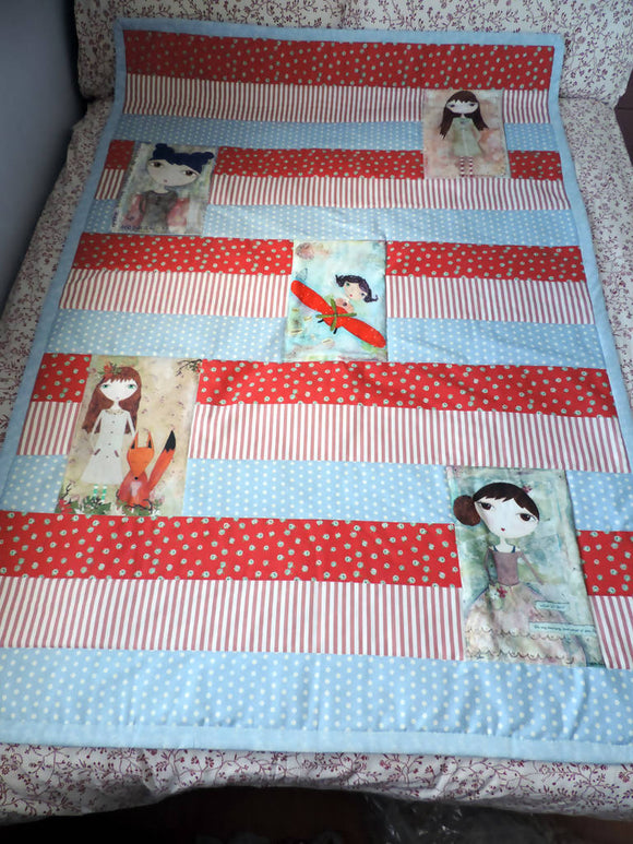 Polly Dolly Quilt - The Biscuit Marketplace