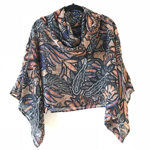 LA BOHÈME TOP: Aboriginal Artwork Inspired - The Biscuit Marketplace