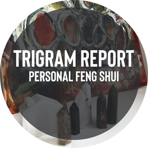 Personal Feng Shui - Trigram Report - The Biscuit Marketplace