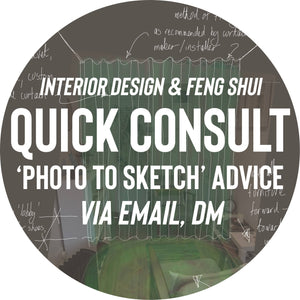 QUICK CONSULT - 'photo to sketch' advice
