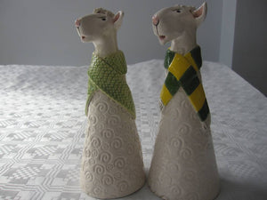 Ceramic sheep - The Biscuit Marketplace