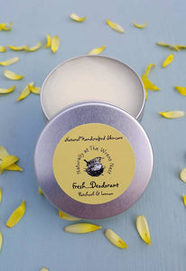 Naturally....Fresh Deodorant - The Biscuit Marketplace