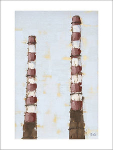 STANDING TALL (Limited Edition Print) - The Biscuit Marketplace