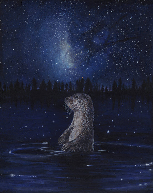Otter and Milky Way - The Biscuit Marketplace