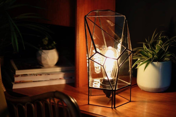 Geode Lamp - The Biscuit Marketplace
