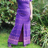 1970s Maxi Dress - The Biscuit Marketplace