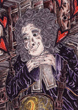 Jonathan Swift - Comic Illustration Print - The Biscuit Marketplace