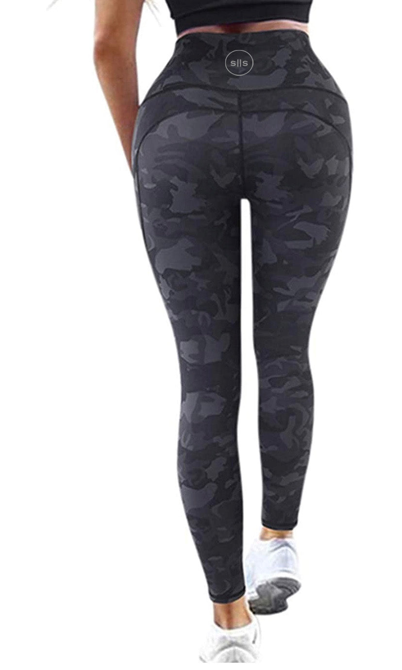 Kombat Leggings