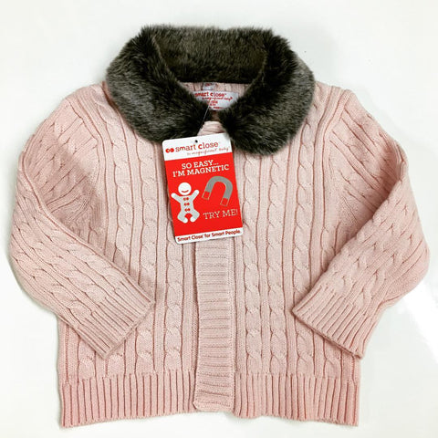 cable knot sweater baby magnetic me cozy winter