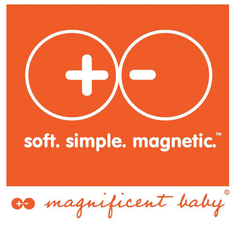 magnificent baby - soft simple magnetic - logo 2