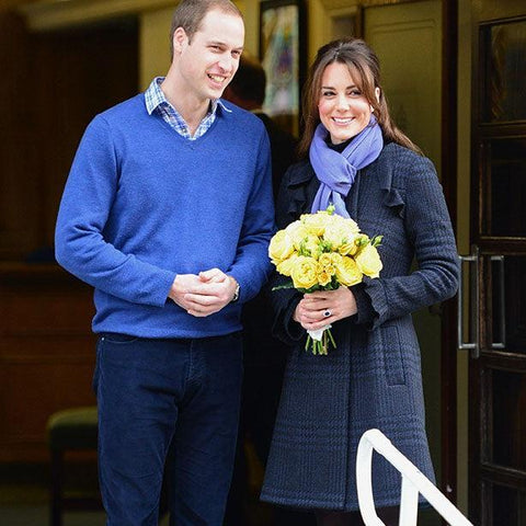 Kate Announces First Pregnancy 2012