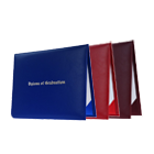 Graduation Diploma Covers - Preschool, College & High School Diploma Covers