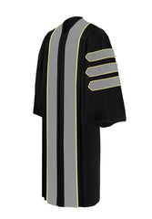 Doctor of Veterinary Science Doctoral Gown - Academic Regalia - Graduation Cap and Gown