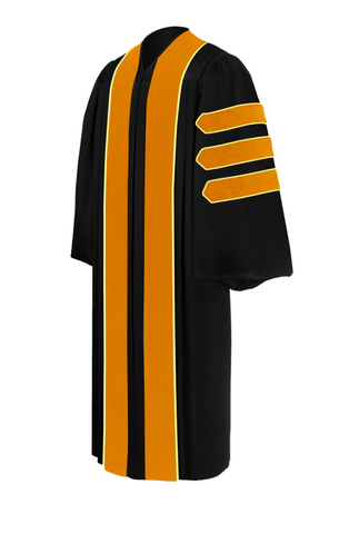 Doctor of Engineering Doctoral Gown - Academic Regalia - Graduation Cap and Gown