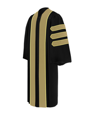 Doctor of Accounting Business Doctoral Gown - Academic Regalia - Graduation Cap and Gown