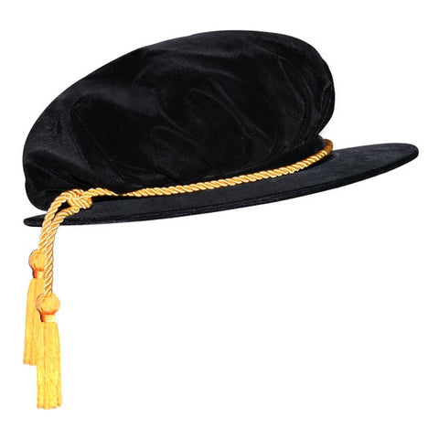 Doctoral Academic Beefeater - Graduation Cap and Gown