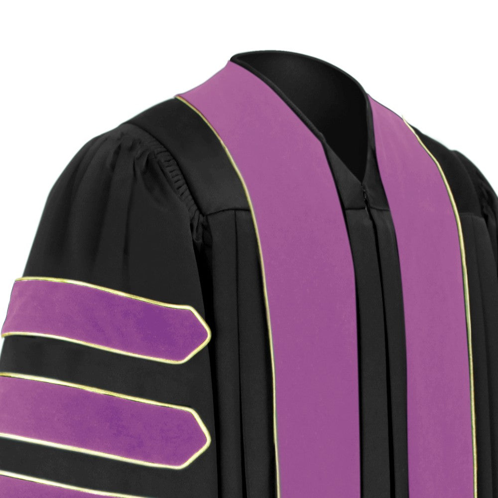 Doctor of Dentistry Doctoral Gown - Academic Regalia - Graduation Cap and Gown