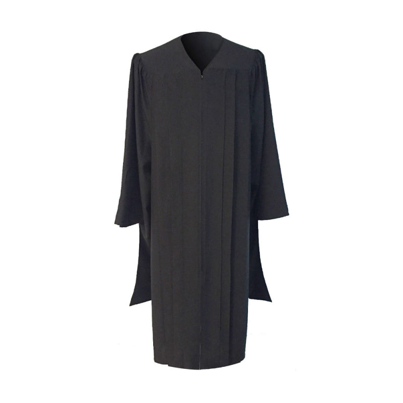 Classic Masters Graduation Gown - Academic Regalia - Graduation Cap and Gown