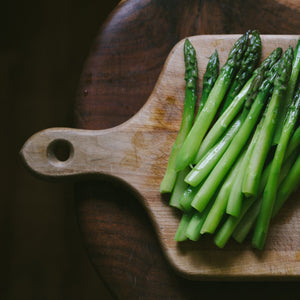 Steamed Asparagus 1lb / 16oz / 4 servings