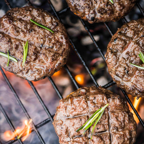 Beef Patties 1lb / 16oz / 4 servings