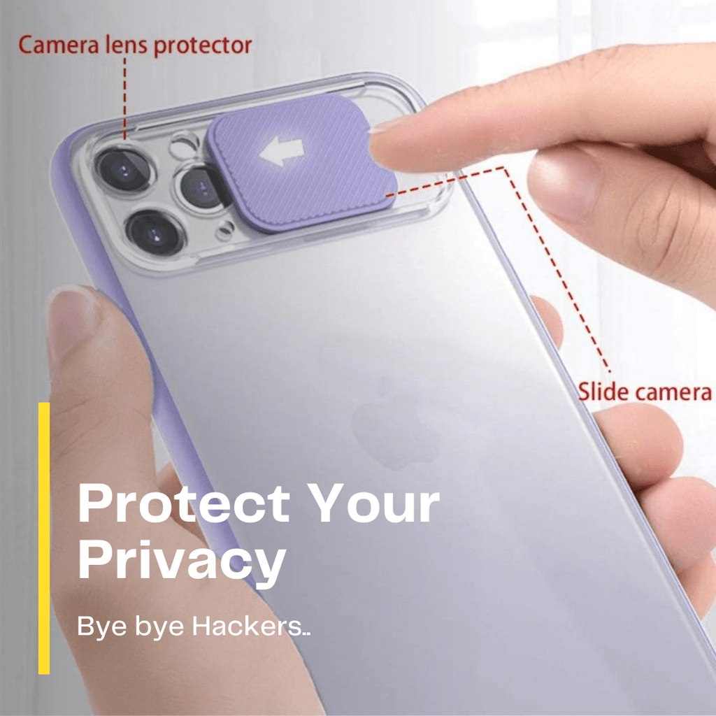 Privacy Protection iPhone Case