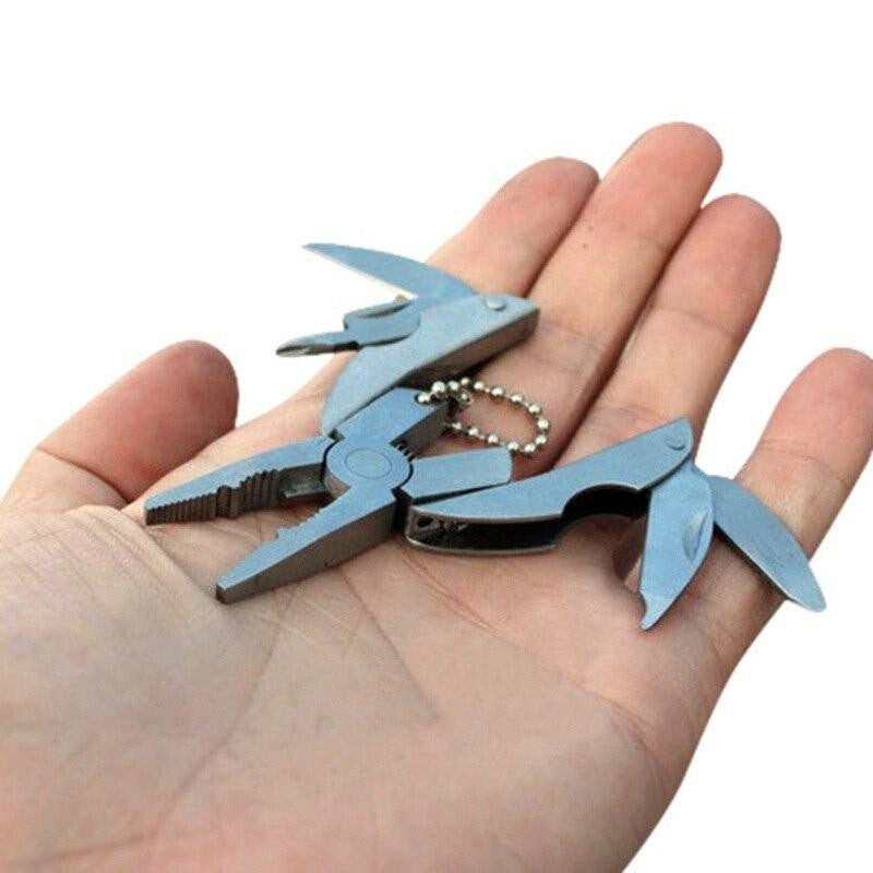 5-in-1 Plier Multi-tool