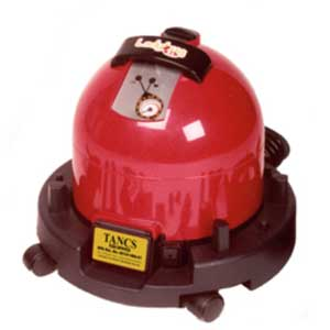 Ladybug 2300T Dry Steam Vapor Cleaner
