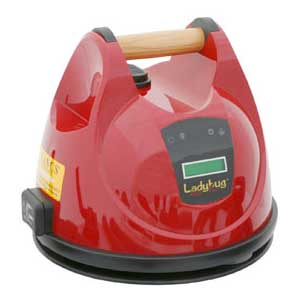Ladybug Tekno 2350 Dry Steam Vapor Cleaner